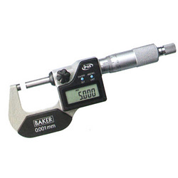 Digital External Micrometers