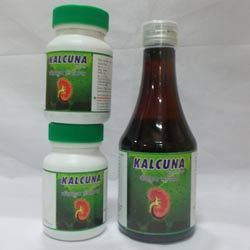 Kalcuna Syrup & Capsules, Ayurvedic Syrups | Thane | Manbro Pharma Private Limited | ID: 3745895055