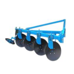 Four Disc Ploughs, 2 Ft, 8ft