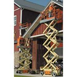 Electrical Scissor Lift Rental