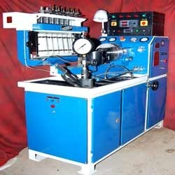 Diesel Fuel Injection Pump Test Bench - 8 Cylinder - New