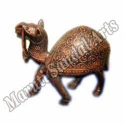 Emboss Camel Sculptures