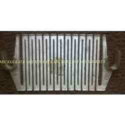 SMOOTH SILVER Cast Iron Resistance K Type, 415 V Ac