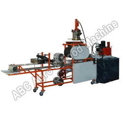 Hydraulic Cum Roller Type Appalam Machine