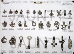 Brass Metal Charms