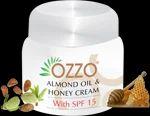 Almond Oil And Honey Cream