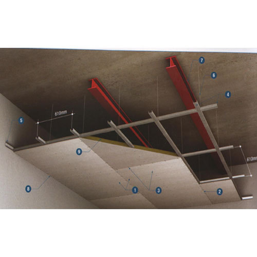 Fire Rated Ceiling System