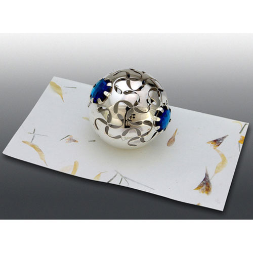 Sterling Silver Paperweight