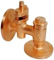 Bronze Combined Cock And Feed Check Valve