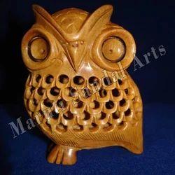 Sandalwood Side Face Undercut Owl