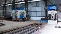 Rail Bending/Forming & Testing Machine