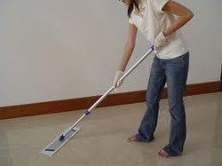 Mopping Of Floors