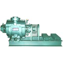 Single Stage Water Ring Vacuum Pumps