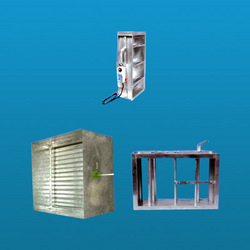 Air Dampers - Duct Dampers Manufacturer from Chennai