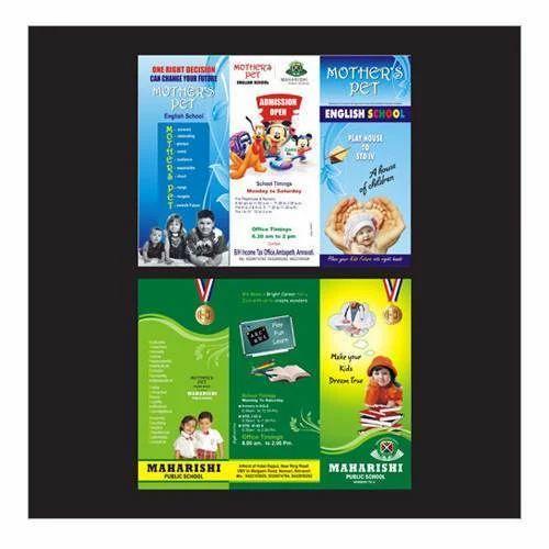 Flyer Designing & Printing Services in Vijay Nagar, Ghaziabad ...