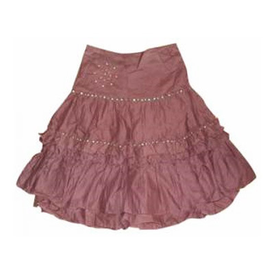 Frilly Skirts Ladies Dresses Apparels Clothings