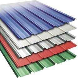 Galvanised Color Coated Corrugated Sheets