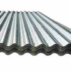 Galvanised Plain Corrugated Sheets Aluminum Corrugated Sheets Aluminum Roofing Aluminium Roofing Sheet Aluminium Roofing Aluminium Corrugated Sheets Hindustan Steel Corporation Agra Id 2617879691
