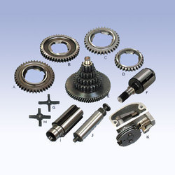 Piaggio Spare Parts Differential Assembly For Piaggio Manufacturer