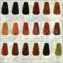 Herbal Henna Hair Colors