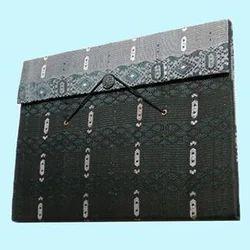 Silk Sari Folders