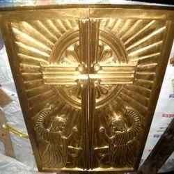 Brass Molding Doors