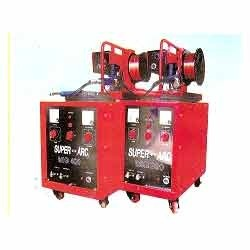 Super MIG / CO2 Welding Machine