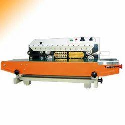 Horizontal Continuous Bag Sealing Machines