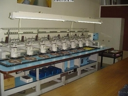Embroidery Machine In Surat Gujarat | Suppliers Dealers U0026 Retailers Of Embroidery Machine