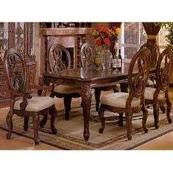 Wooden Carved Dining Tables