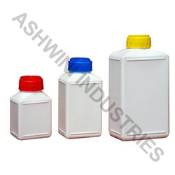 HDPE Rectangular Square Bottles