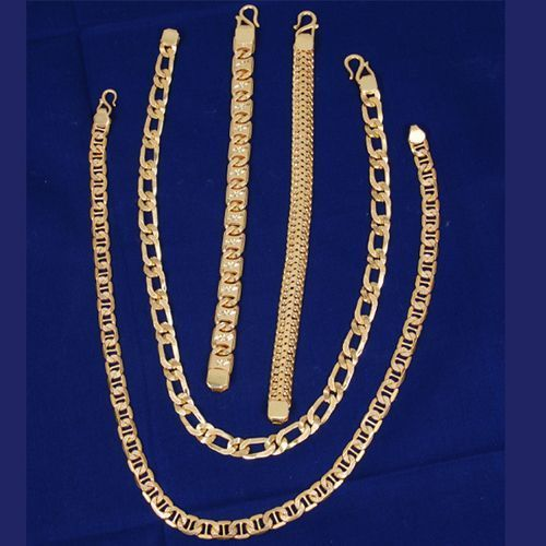 500156dd667bf 22/22ct Gold Chain | PSJ Jewellers Private Limited | Manufacturer in ...