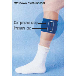 Calf Support With Extra Grip and Pad