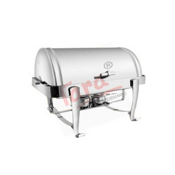 Reactangular Roll Top Chafing Dish