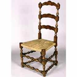 Traditional Jute Chair