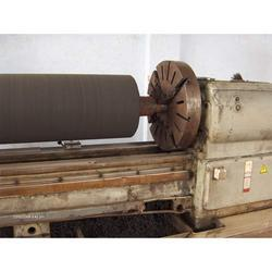 Rubber Covered Rollers-paper Industry