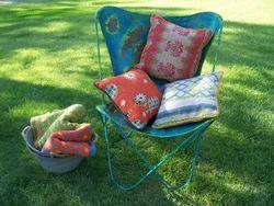 Old Style Sari Pillows