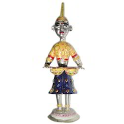 Meena Painting Doll