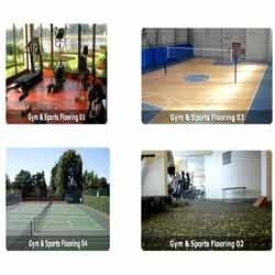 Gym and Sports Flooring