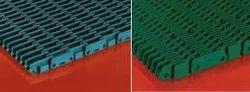 Raised Top Raised RIB Modular Conveyor Belts