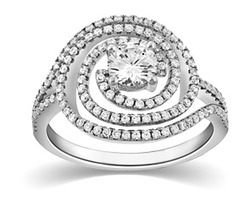 Designer Diamond Ring Manufacturer from Mumbai