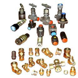 Vanjax Super Hydraulic Tube Fittings & Accessories, Pneumatic Connections