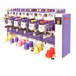 Semi Automatic Baby Cone Machine