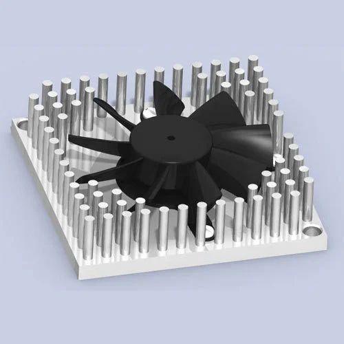 Pin Type Heat-sinks - Pin Type Heat-Sink Manufacturer from