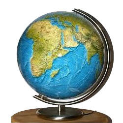Globe in jaipur rajasthan manufacturers suppliers of globe globe of the continents gumiabroncs Images