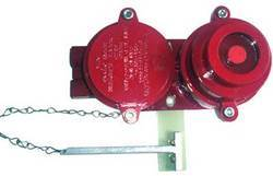 Flameproof Fire Alarm