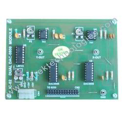 DAC-0800 Interfacing Module