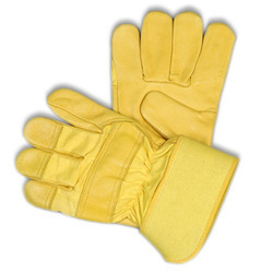 Leather Hand Glove