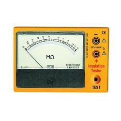Meco Brand Analog Insulation Tester Model No-Dit-99E