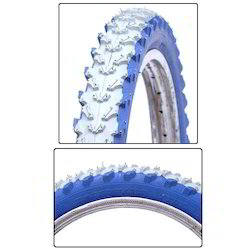 Two Color Bicycle Tyres